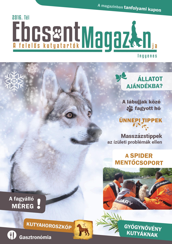 Ebcsont Magazin 2016 Tél