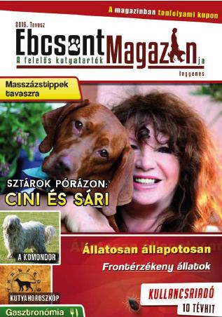 Ebcsont Magazin 2016 Tavasz