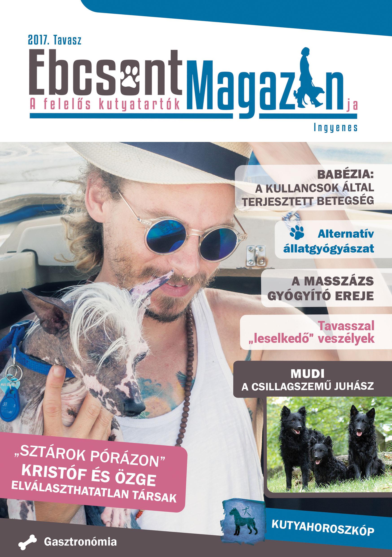 Ebcsont Magazin 2017 Tavasz