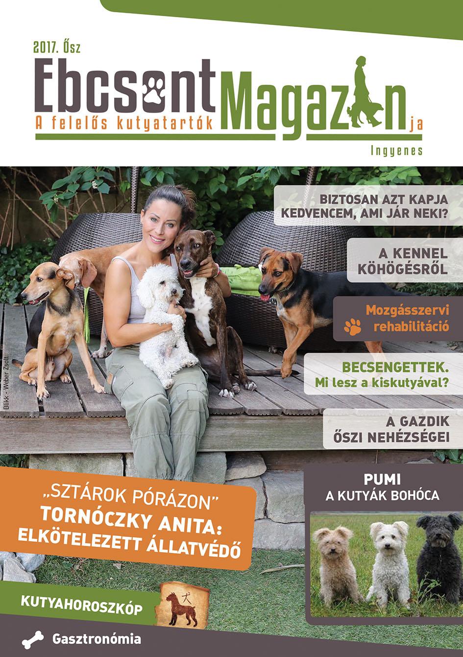 Ebcsont Magazin 2017 Ősz